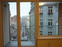 výhled z okna (Pronájem bytu 1+kk v osobním vlastnictví 43 m², Brno)