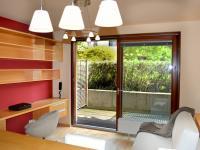 Prosvětlený interiér (Prodej bytu 1+kk v osobním vlastnictví 32 m², Praha 9 - Vysočany)