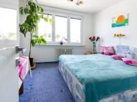 3. neprůchozí pokoj (Prodej bytu 4+1 v osobním vlastnictví 85 m², Brno)