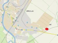 Prodej pozemku 1005 m², Břeclav