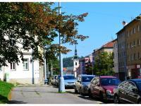 Okolí domu - Vídeňská (Pronájem bytu 1+1 v osobním vlastnictví 35 m², Brno)