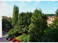 Výhled z okna (Pronájem bytu 1+1 v osobním vlastnictví 35 m², Brno)