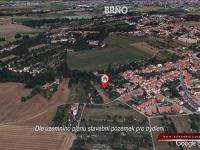 Prodej pozemku 422 m², Brno