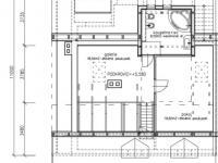 Půdorys 1.np. (Pronájem bytu 3+kk v osobním vlastnictví 140 m², Kovalovice)