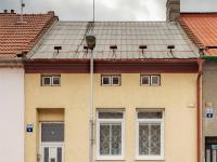 RD pohled z Ulice - Prodej domu v osobním vlastnictví 100 m², Kroměříž