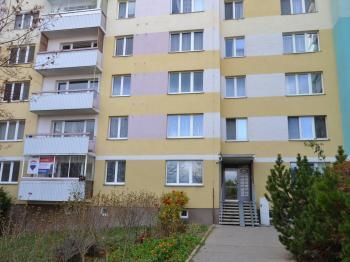 lokalizace - Prodej bytu 3+1 v osobním vlastnictví 73 m², Brno