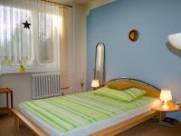 Ložnice - Prodej bytu 2+1 v osobním vlastnictví 51 m², Brno