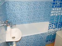 Koupelna - Prodej bytu 2+1 v osobním vlastnictví 51 m², Brno