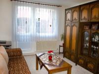 Obývací pokoj - Prodej bytu 2+1 v osobním vlastnictví 51 m², Brno
