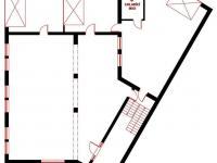 1 NP (Prodej komerčního objektu 323 m², Valtice)