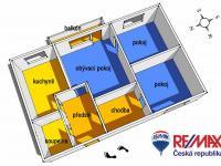 Pronájem bytu 3+1 v osobním vlastnictví 71 m², Brno
