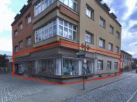 Pronájem obchodních prostor 165 m², Bystřice pod Hostýnem