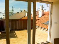 Vstup na terasu - Prodej bytu 4+kk v osobním vlastnictví 138 m², Brno