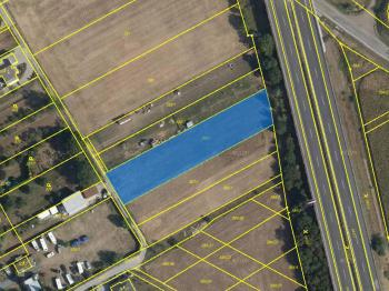 Prodej pozemku 2418 m², Ostrovačice