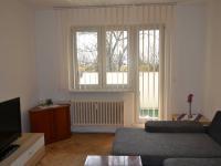 obývací pokoj - Prodej bytu 2+1 v osobním vlastnictví 55 m², Brno