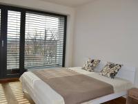 Ložnice - Pronájem bytu 2+kk v osobním vlastnictví 47 m², Brno