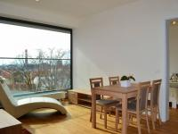 Velký světlý prostor - Pronájem bytu 2+kk v osobním vlastnictví 47 m², Brno