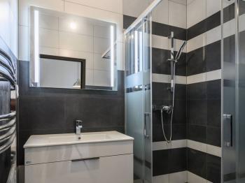 koupelna - Pronájem bytu 2+1 v osobním vlastnictví 62 m², Brno
