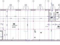 Pronájem skladovacích prostor 180 m², Hodonín