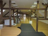 Pronájem komerčního prostoru (kanceláře) v osobním vlastnictví, 150 m2, Hodonín