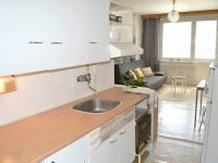 Kuchyňský kout - Prodej bytu 1+kk v osobním vlastnictví 30 m², Brno