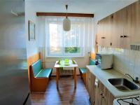 Kuchyň 8,55m2 - Prodej bytu 3+1 v osobním vlastnictví 77 m², Brno