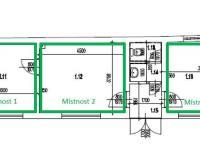 Pronájem komerčního prostoru (skladovací), 50 m2, Břeclav