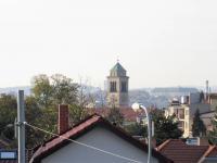 Pohled z lodžie - Prodej bytu 3+1 v osobním vlastnictví 66 m², Brno