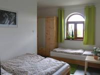 Pokoj 1 - Pronájem domu v osobním vlastnictví 115 m², Olbramovice