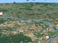 Mapa Brno - Olbramovice - Pronájem domu v osobním vlastnictví 115 m², Olbramovice