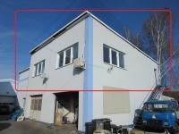 Pronájem komerčního prostoru (výrobní) v osobním vlastnictví, 235 m2, Hrušky