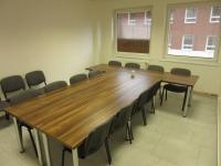 Pronájem komerčního prostoru (kanceláře) v osobním vlastnictví, 21 m2, Hodonín