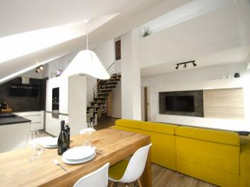 Prodej bytu 3+kk v osobním vlastnictví, 124 m2, Moravany