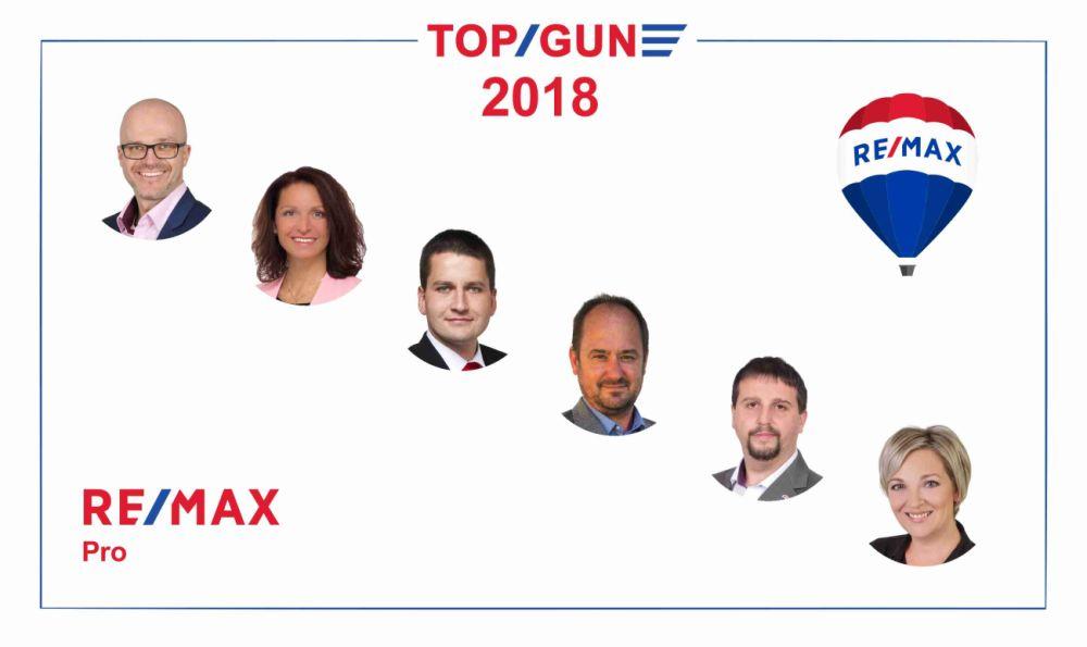 Nejlepší makléři roku 2018