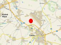 Prodej pozemku 18022 m², Čáslav