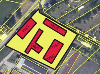 Prodej komerčního objektu 5000 m², Kovanice
