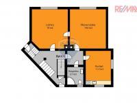 Prodej domu v osobním vlastnictví 190 m², Kolín