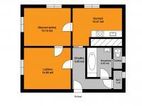 Prodej bytu 2+1 52 m², Žďár nad Sázavou