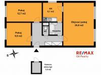 Prodej bytu 3+1 v osobním vlastnictví 71 m², Nymburk