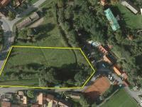 Prodej pozemku 3338 m², Zápy