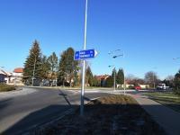 POHLED OD POZEMKU (Prodej pozemku 2080 m², Sadská)