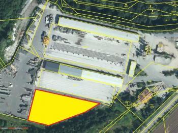 zdroj: www.cuzk.cz - Pronájem pozemku 3000 m², Plaňany