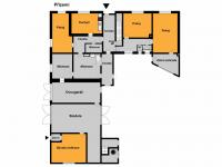 PŘÍZEMÍ - Prodej domu v osobním vlastnictví 382 m², Kostelec nad Černými lesy