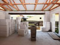 Garáž - Prodej domu v osobním vlastnictví 131 m², Krchleby