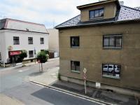 pohled z obýváku - Prodej bytu 2+kk v osobním vlastnictví 37 m², Nymburk
