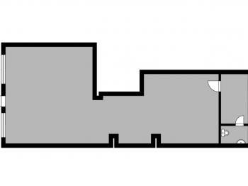 Pronájem obchodních prostor 93 m², Nymburk
