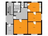 Prodej bytu 3+1 v osobním vlastnictví, 83 m2, Pátek