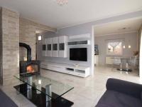 OBÝVACÍ POKOJ - Prodej domu v osobním vlastnictví 140 m², Hradištko