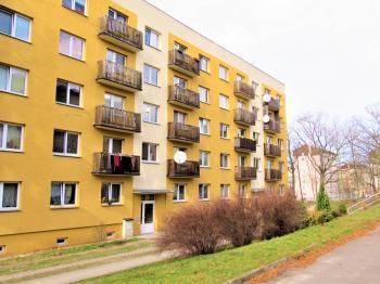 Prodej bytu 2+1 v osobním vlastnictví, 50 m2, Milovice