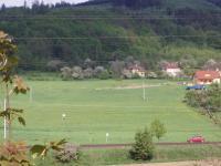 celkový pohled na lokalitu (Prodej pozemku 554 m², Vsetín)